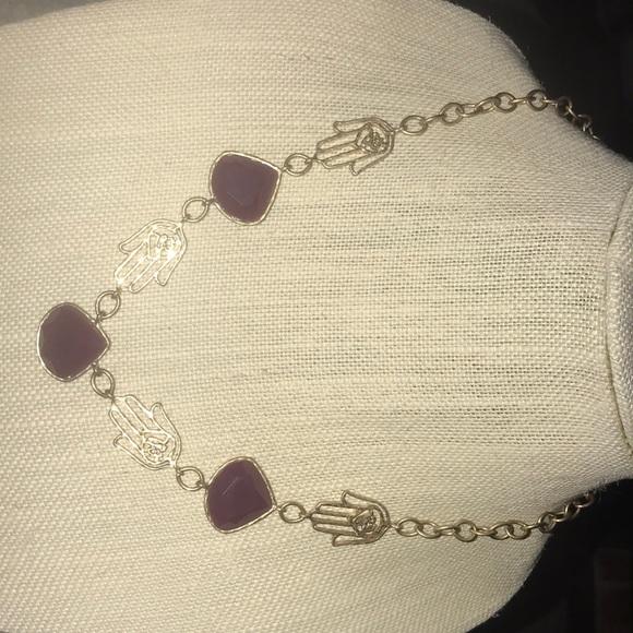 om shanti Jewelry - 20inch vintage necklace